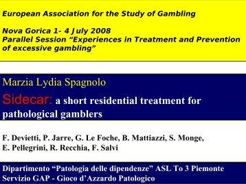 Presentazione di PowerPoint - European Association for the Study ...