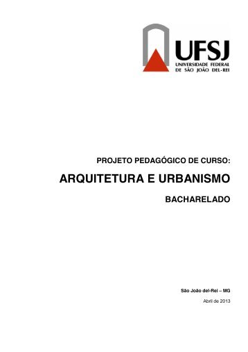 Res. 020, de 29/05/2013 Anexo I - UFSJ