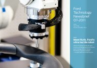 Ford Technology Newsbrief 07-2011 - Ford Technology Information ...