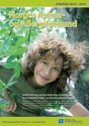Strategi - pdf 2 MB - Norges Astma- og Allergiforbund