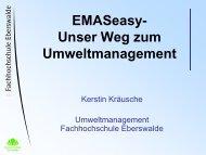 Vortrag Kerstin Kräusche - Kanzlernet.de