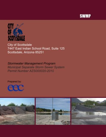 COS SWMP - City of Scottsdale