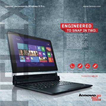 Brochure - Lenovo Partner Network