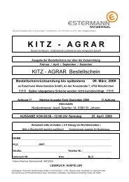kitz - agrar