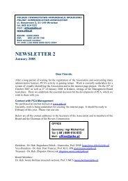 NEWSLETTER 2 - Polskie Towarzystwo Komunikacji SpoÃ…Â'ecznej
