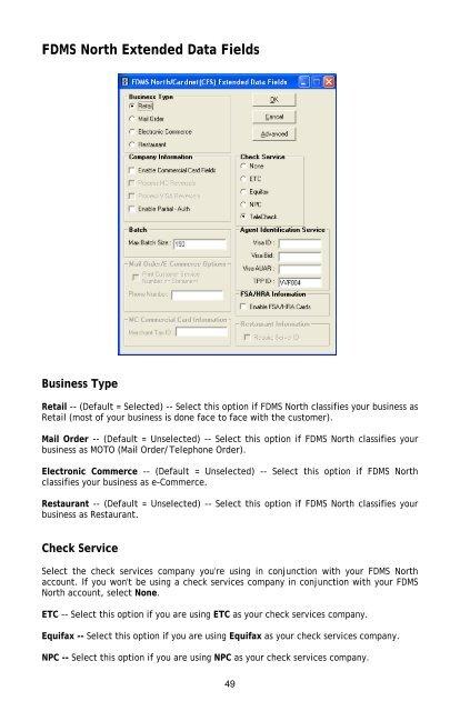 FDMS North / CardNet (CES