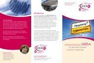 Flyer Patienteninformation MRSA - KKRN Katholisches Klinikum ...
