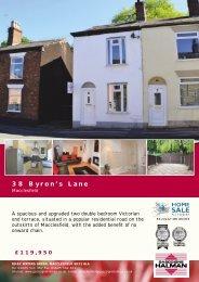 38 Byron's Lane