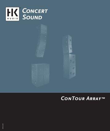 ConTour Array™ - JHS