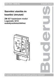 Letöltés - Buderus