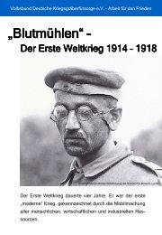 Ausstellung - 100 Jahre Erster Weltkrieg