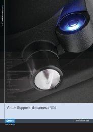 Vinten Camera Support Brochure