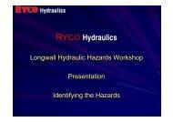 Hazardous hydraulics, improving hose inspection standards and ...