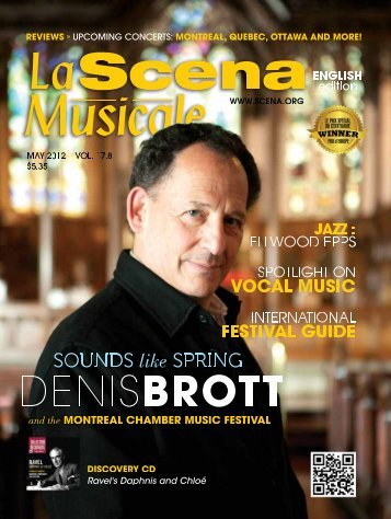 Download - La Scena Musicale