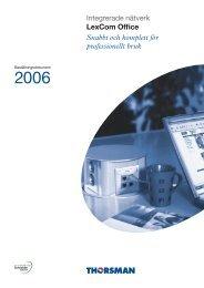 Nätverksuttag - Schneider Electric