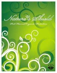 Nature's Shield Brochure - Pace International, LLC