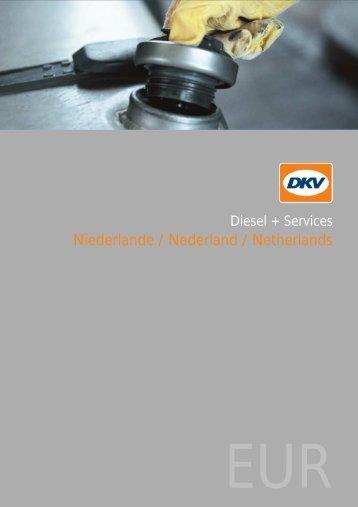 Niederlande / Nederland / Netherlands - DKV