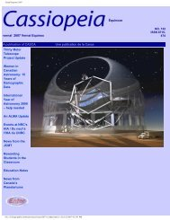 get PDF version of this issue - CASCA