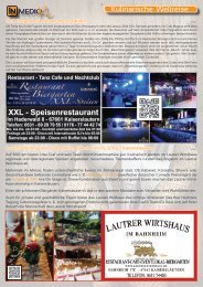 XXL - Speisenrestaurant