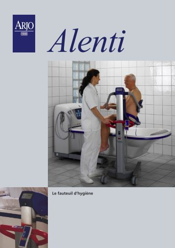 Le fauteuil d'hygiène - Hacavie