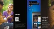 BlackBerry Z10 - Funktionen
