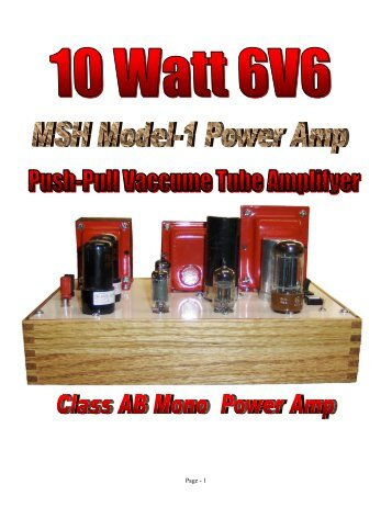 Image Result For Diy Power Amplifier Projectsa