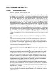 Antwort FDP als PDF - DEHOGA Bundesverband