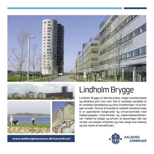 Temakort Lindholm Brygge - Aalborg Kommune