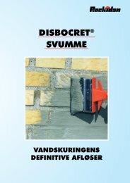 Disbocret® 505 Svumme - Rockidan