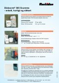 Disbocret® 505 Svumme - Rockidan - Page 4