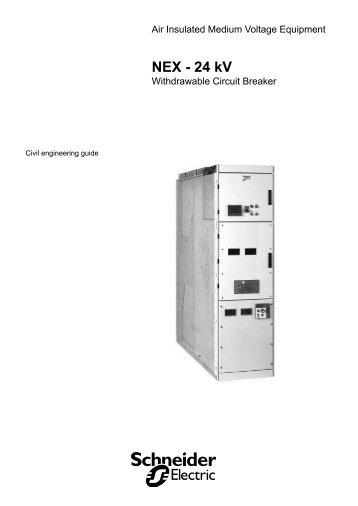 NEX - 24 kV - Schneider Electric