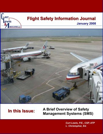 Flight Safety Information Journal - UK Flight Safety Committee