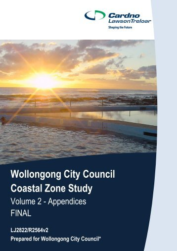 Appendix A.1 - Wollongong City Council