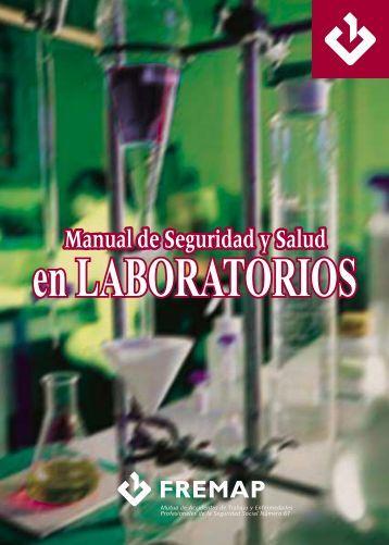 Manual de Seguridad y Salud en Laboratorios - ictp