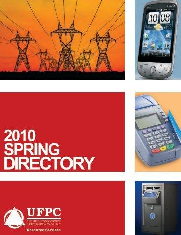 DIRECTORY - UFPC.com