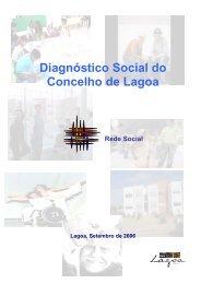 Diagnóstico Social do Concelho de Lagoa