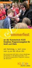 ommerfest - KUNST & GUT >> Startseite