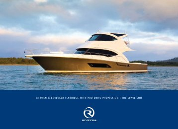 to view specifications - ART Marine