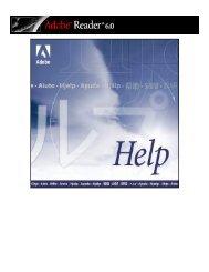 Adobe Reader Hjælp - SUNET