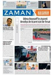 Sayı 41 / 10 - 16 Ekim 2011 - Zaman Bulgaristan