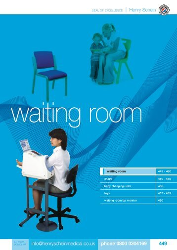 29. Waiting Room - Henry Schein