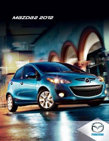 Brochure de la MAZDA2 2012 - Mazda Canada