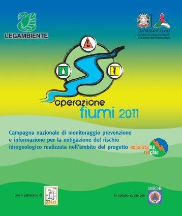Operazione fiumi 2011 - Legambiente