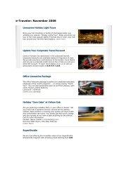 e-Traveler: November 2008 - Restaurant Guide of Kansas City
