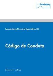 Código de Conduta [PDF] - Chem-Trend