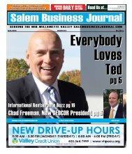 Nov 2012 - Salem Business Journal