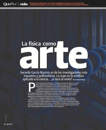 La física como arte - UNAM
