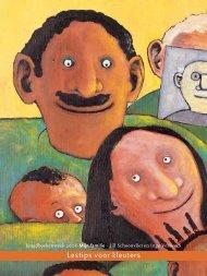 Lestips 2006 - Thema: Mijn Familie - Jeugdboekenweek