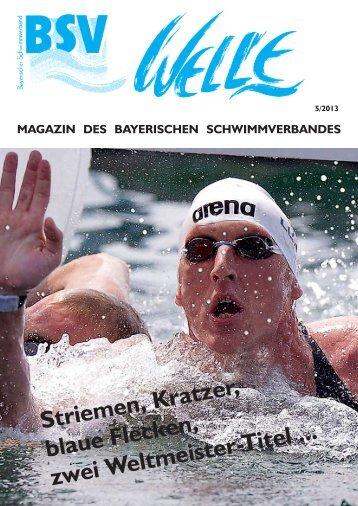 BSV-Welle Ausgabe 5 / 2013 - 106. Ausgabe - Bayerischer ...