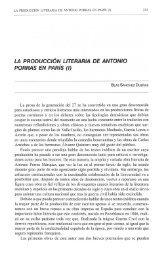 la producción literaria de antonio porras en parís - Helvia